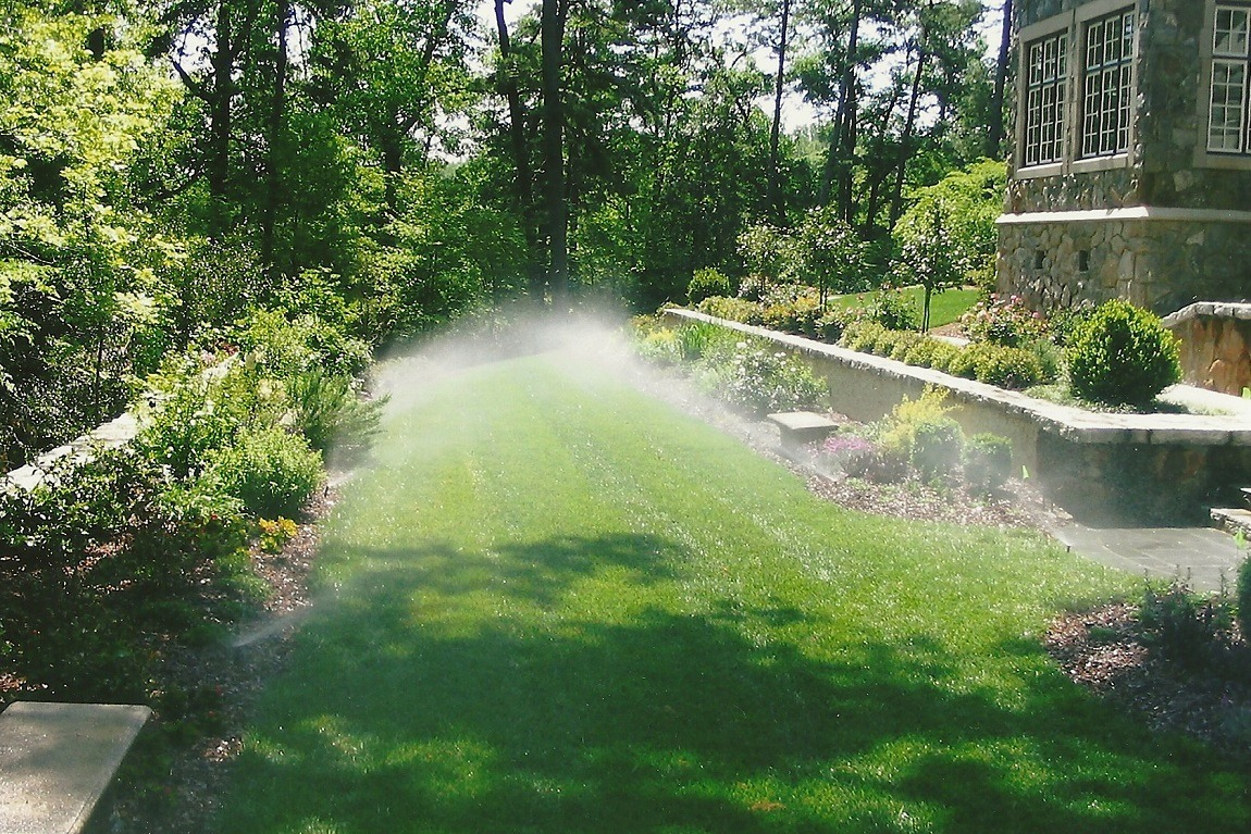 Highlighting The Benefits Of Lawn Irrigation Should Fuel The Argument For  The Installation Of A Reliable Lawn Irrigation System.